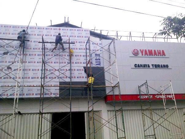 Supplier ACP Murah Gunung Kidul